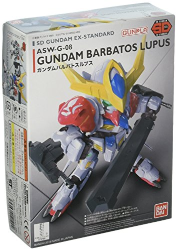 Bandai Hobby SD EX-Standard 014 Gundam Barbatos Lupus IBO: 2nd Season Bausatz