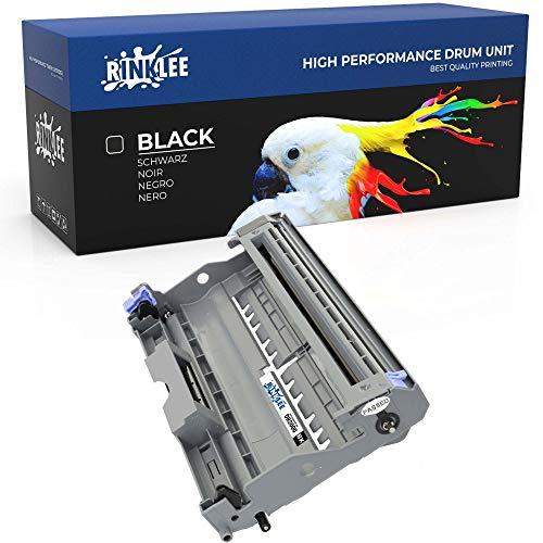 RINKLEE DR2000 Trommel kompatibel für Brother DCP-7010 DCP-7020 DCP-7025 HL-2030 HL-2032 HL-2040 HL-2050 HL-2070 MFC-7220 MFC-7420 MFC-7820 MFC-7820N FAX-2820 FAX-2920   hohe Reichweite 12000 Seiten