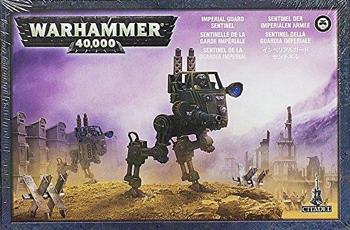 Games Workshop Imperial Guard Sentinel New Warhammer 40k