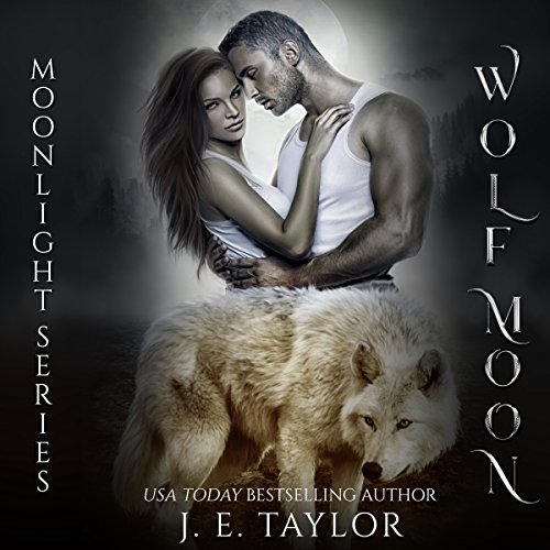Wolf Moon audiobook cover art