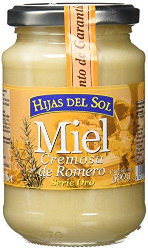HIJAS DEL SOL Miel Cremosa Romero - 500 gr