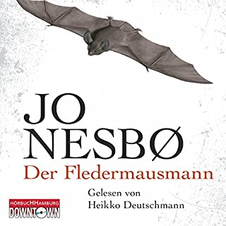 Der Fledermausmann     Harry Hole 1              By:                                                                                                                                 Jo Nesbø                               Narrated by:                                                                                                                                 Heikko Deutschmann                      Length: 6 hrs and 5 mins     2 ratings     Overall 3.5