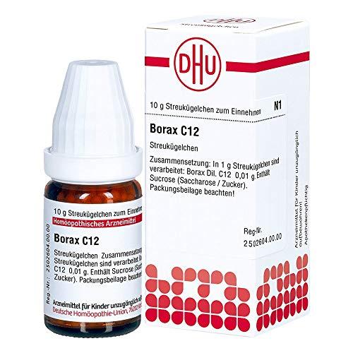 Borax C 12 Globuli