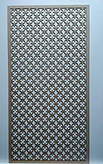 LaserKris - Rejilla para radiador (4 x 2) E2