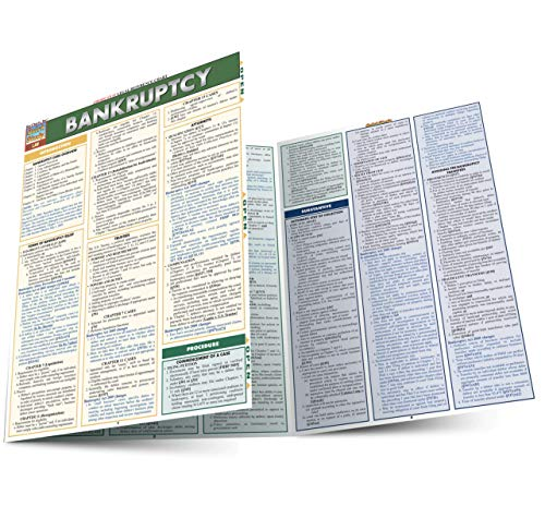 Bankruptcy (Quick Study Law)