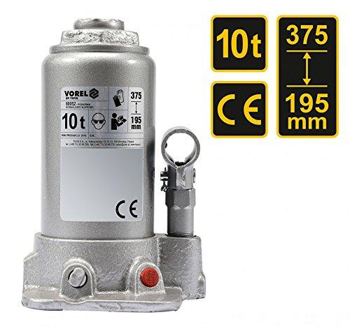 Hydraulik Stempel Flaschen Wagenheber Stempelwagenheber 10 T