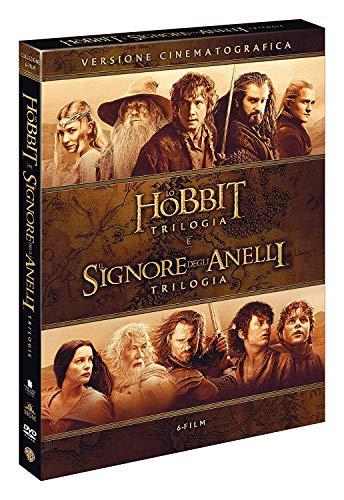 Signore Degli Anelli / Hobbit - 6 Film Theatrical Version (6 Dvd) (1 DVD)