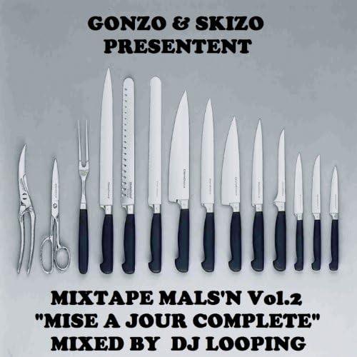 Gonzo Skizo, DJ Looping