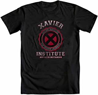 X-Men Xavier Institute Adult T-Shirt