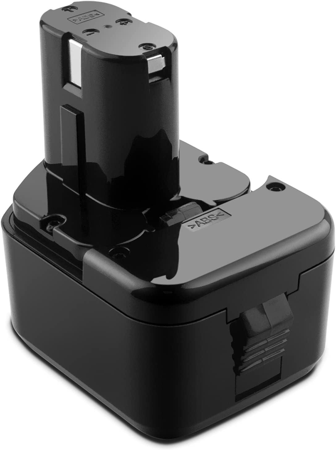 EICHXO 3,5Ah Ni-MH 12V EB1214S Batería de Repuesto para Hitachi 12V Batería EB1212S EB1212S EB1214L EB1220BL EB1220HL EB1220HS EB1220RS EB1222HL EB1226HL EB1230HL EB1230R para Hitachi Bateria