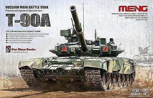 1 35 Russian T-90 Main Battle Tank by Men model