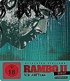 Rambo II - Der Auftrag / Uncut / Limited SteelBook Edition [Alemania] [Blu-ray]