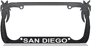 Best custom license plate frames san diego Reviews
