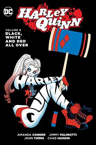 51auhcnF-GL Harley Quinn Comic Books
