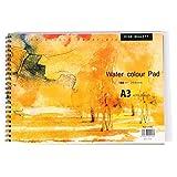 A3 Pad in carta per acquerello, copertina in carta kraft Pastello in carta pastello senza ...