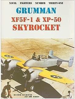 [( Grumman XF5F-1 andamp; XP-50 Skyrocket )] [by: David Lucabaugh] [Nov-1995]