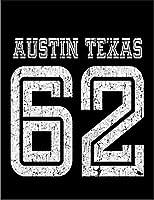 【FOX REPUBLIC】【テキサス カレッジロゴ 野球 ロゴ】 黒マット紙(フレーム無し)A2サイズ