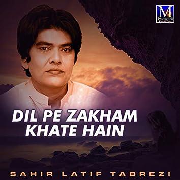 Dil Pe Zakham Khate Hain
