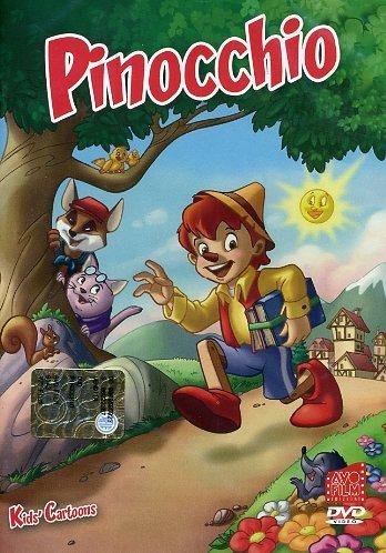Kids  cartoon - Pinocchio