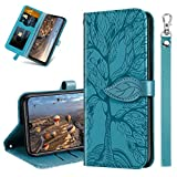 MRSTER Huawei Y6 2019 Case - Premium Leather Phone Case For