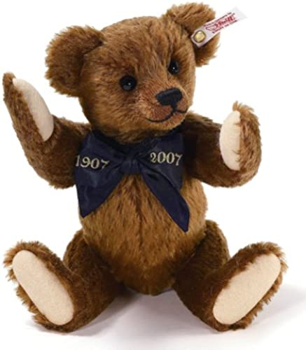 038785 - Steiff Teddyb b A Million Hugs b , rotbraun