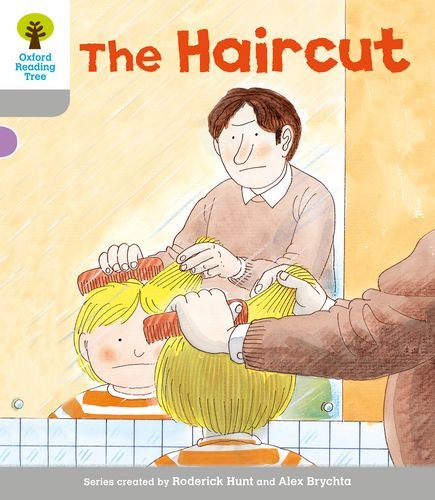 Oxford Reading Tree: Level 1: Wordless Stories A: Haircutの詳細を見る