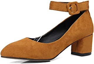 BalaMasa Womens APL12301 Pu Heeled Sandals