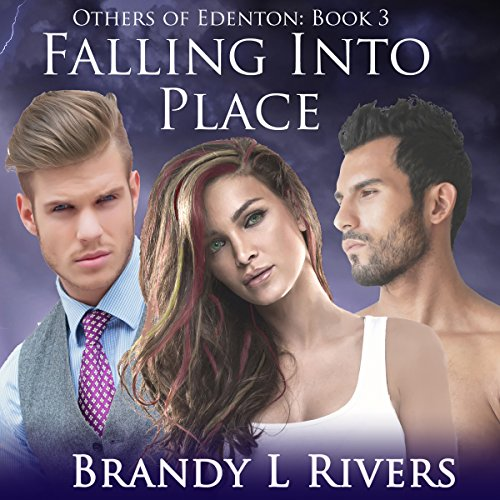 Falling Into Place audiobook cover art