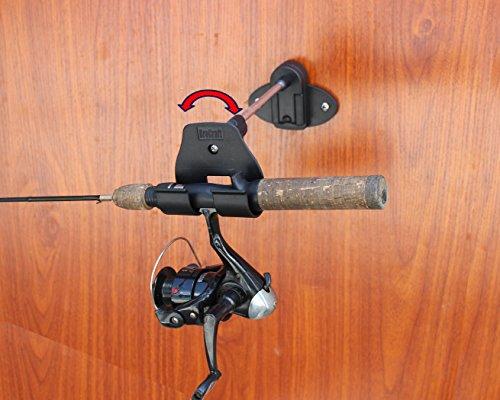 Brocraft Ice Fishing Tip Up/Ice Fishing House Rod Holder/Ice Fishing Tip Down