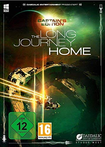 The Long Journey Home - Captains Edition (PC Deutsch)