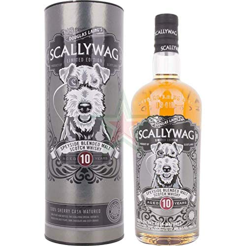 Douglas Laing Scallywag 10 Years Old Limited Edition mit Geschenkverpackung Whisky (1 x 0.7 l)