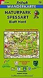 Fritsch Karten, Nr.98, Naturpark Spessart, Blatt Nord (Fritsch Wanderkarten 1:50000)