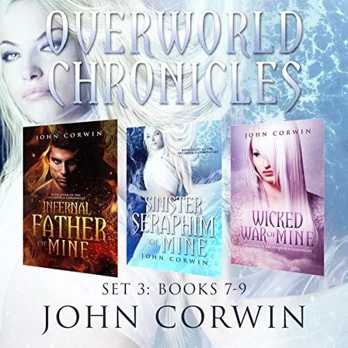 Overworld Chronicles, Books 7-9 cover art