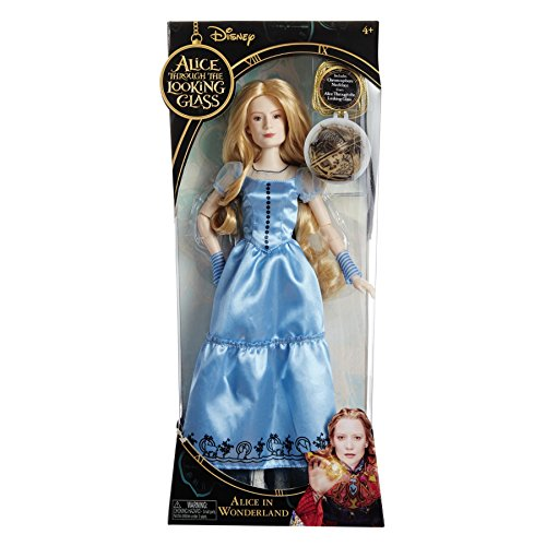 Disney 27,9 cm Alice Through The Looking Glass Alice Mode poupée