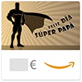 Cheque Regalo de Amazon.es - E-Cheque Regalo - Feliz Día Super Papá