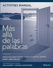 Activities Manual to accompany Mas alla de las palabras: Intermediate Spanish, 3e with lab audio registration card