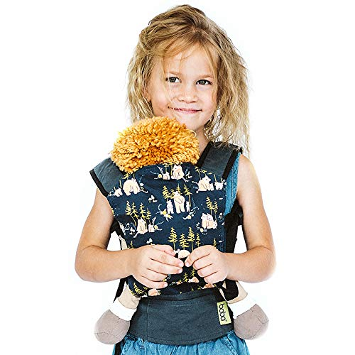 Boba Mini Baby Doll Carrier - Bear Cub - Adorable Toy Carrier for Your Little boy or Girl