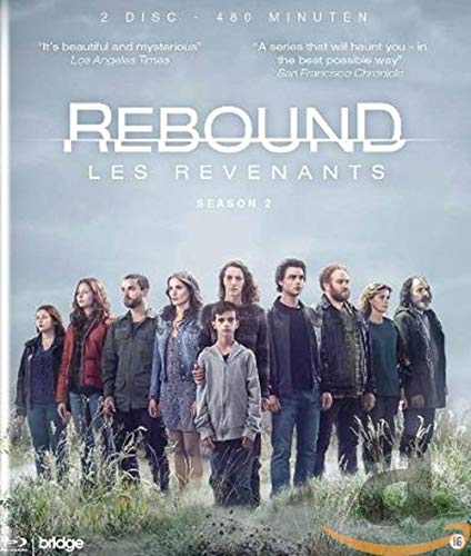 Rebound / les Revenants - Season 2 [Blu-ray] [Import anglais]