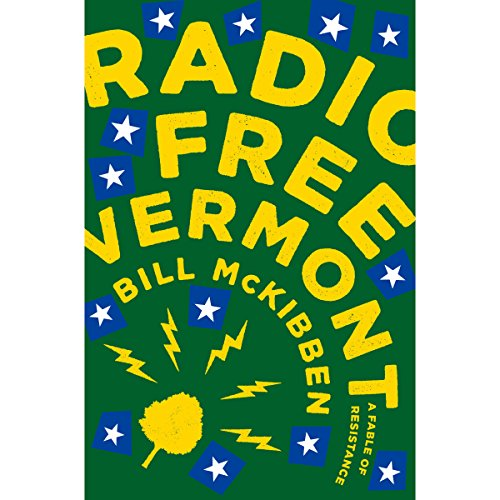 Radio Free Vermont audiobook cover art