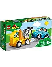 لعبة شاحنة قطر ماي فيرست تو تراك من مكعبات الليغو للاطفال من ليغو دوبلو 10883