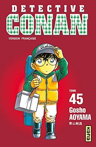 Détective Conan - Tome 45