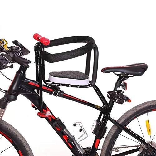 Tragbarer Kindersitz, Fahrrad Kindersitz Kindersitz Fahrradträger Mit Handlauf Und Fußpedalen Für Mountainbikes, Rennräder, Cruiser Bikes