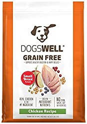Dogswell Grain-Free Small Breed Chicken Recipe Dog Food