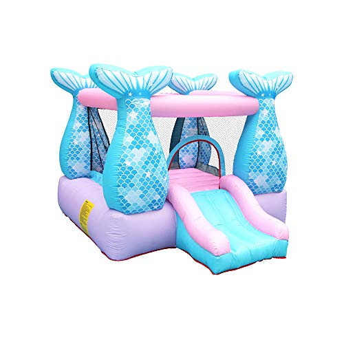 Learn More About Kuke Inflatable Castle Cartoon Kids Jump House Creative Indoor Outdoor Bounce House...