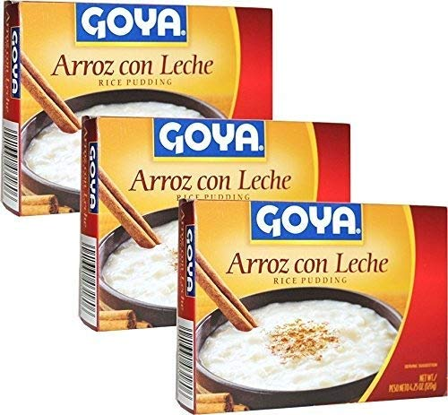 Arroz con Leche Rice Pudding 4 Servings 4.25 oz each Pack of 3