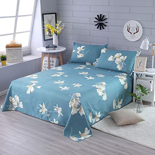 Tagesdecke für Mädchen im Schlafsaal, süße rosa Bettlaken im Cartoon, rechteckige...