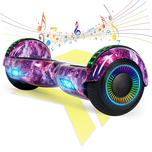FLYING-ANT Hoverboard, Hoverboards for Kids with Bluetooth Speaker and...