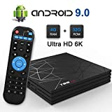 Best Android Tv Boxs - TV Box, TUREWELL T95 Max Android 9.0 TV Review