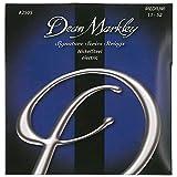 Dean Markley 2505B Jeu de cordes pour Guitare électrique Nickel Steel Medium 11-52