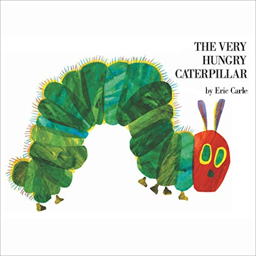 Bargain Audio Book - The Very Hungry Caterpillar